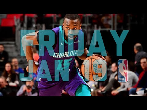 NBA Daily Show: Jan. 19 - The Starters