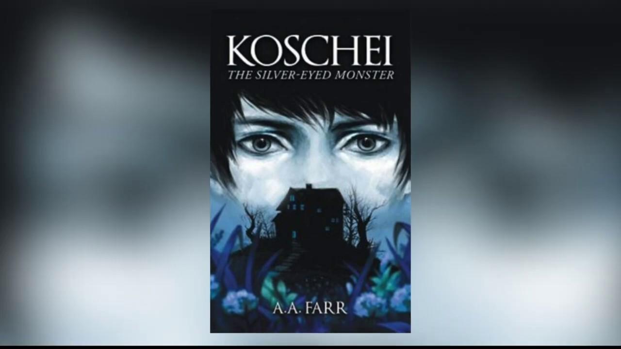 KOSCHEI The Silver-Eyed Monster Book Trailer
