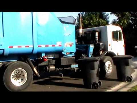 Disposal Services Older Peterbilts