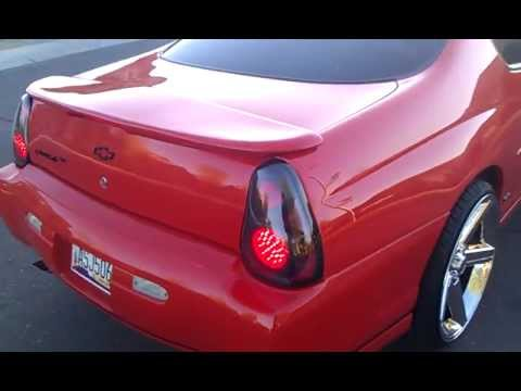 Ss Monte Carlo >> the first ever 2004 monte carlo ss on 22'' irocs - YouTube
