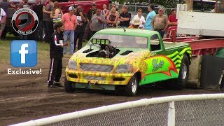 Facebook Exclusive: The Hunter 2wd Pulling Truck at The 2017 Vermilion Fair.