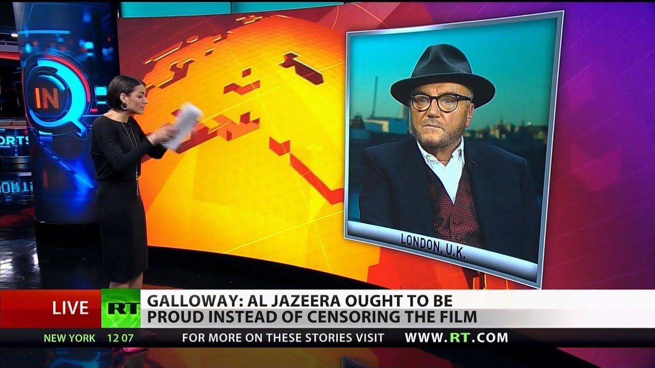Exposed: Censored Leaks of 'Israel Lobby U.S. Interference' Documentary