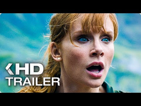 JURASSIC WORLD 2: Fallen Kingdom Teaser Trailer (2018)