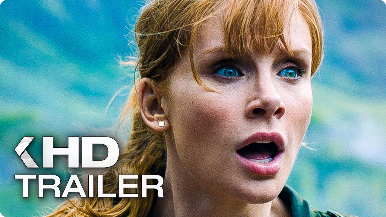 Download JURASSIC WORLD 2: Fallen Kingdom Teaser Trailer (2018)