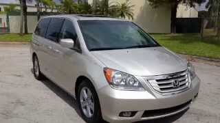 For Sale 2008 Honda Odyssey Touring  w/Navigation & DVD System