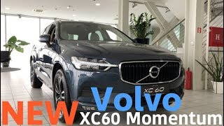 Volvo XC60 Momentum D4 AWD 2018 in depth review & test ride in 4K
