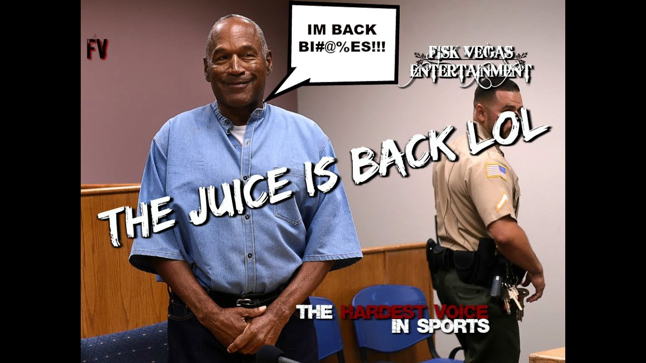 O.J. Simpson Parole Hearing: The Juice Is Loose | National