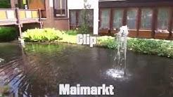 Maimarkt Dahn/Pfalz Dahner Felsenland 10.5.2015 Teil 2 Flohmarkt im Kurpark