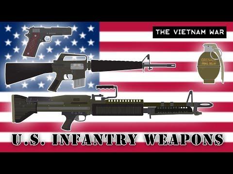 Download Youtube: U.S. Infantry Weapons (Vietnam War)
