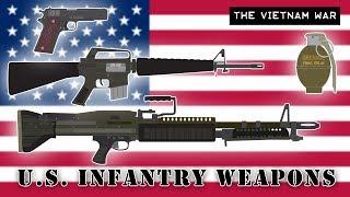 U.S. Infantry Weapons (Vietnam War) thumbnail