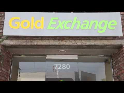 Gold Exchange USA Commercial in Los Angeles - sell gold jewelry.