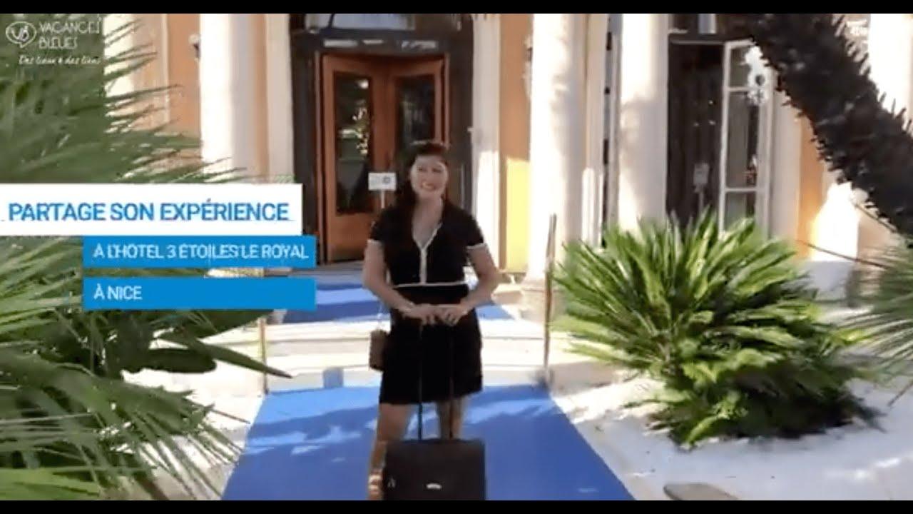 Download #AvisClient - EMILIE à l'hôtel 3* Le Royal - Nice - Alpes Maritimes - Hôtel à Nice