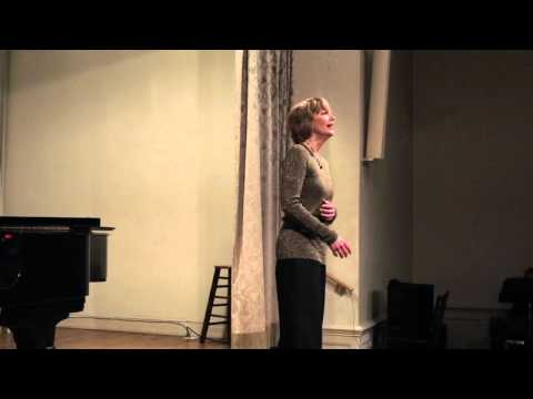 Heidi Hayes  What'll I Do by Irving Berlin