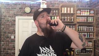 Apple berry crumble  by IVG eliquid review •The Vapery•