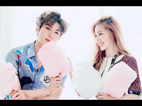 Sehun (EXO) & Irene (Red Velvet)