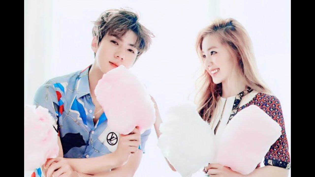exo sehun and red velvet irene dating advice