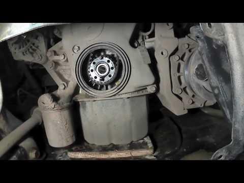 Mitsubishi Lancer IX Замена ремня ГРМ - Смешные видео приколы