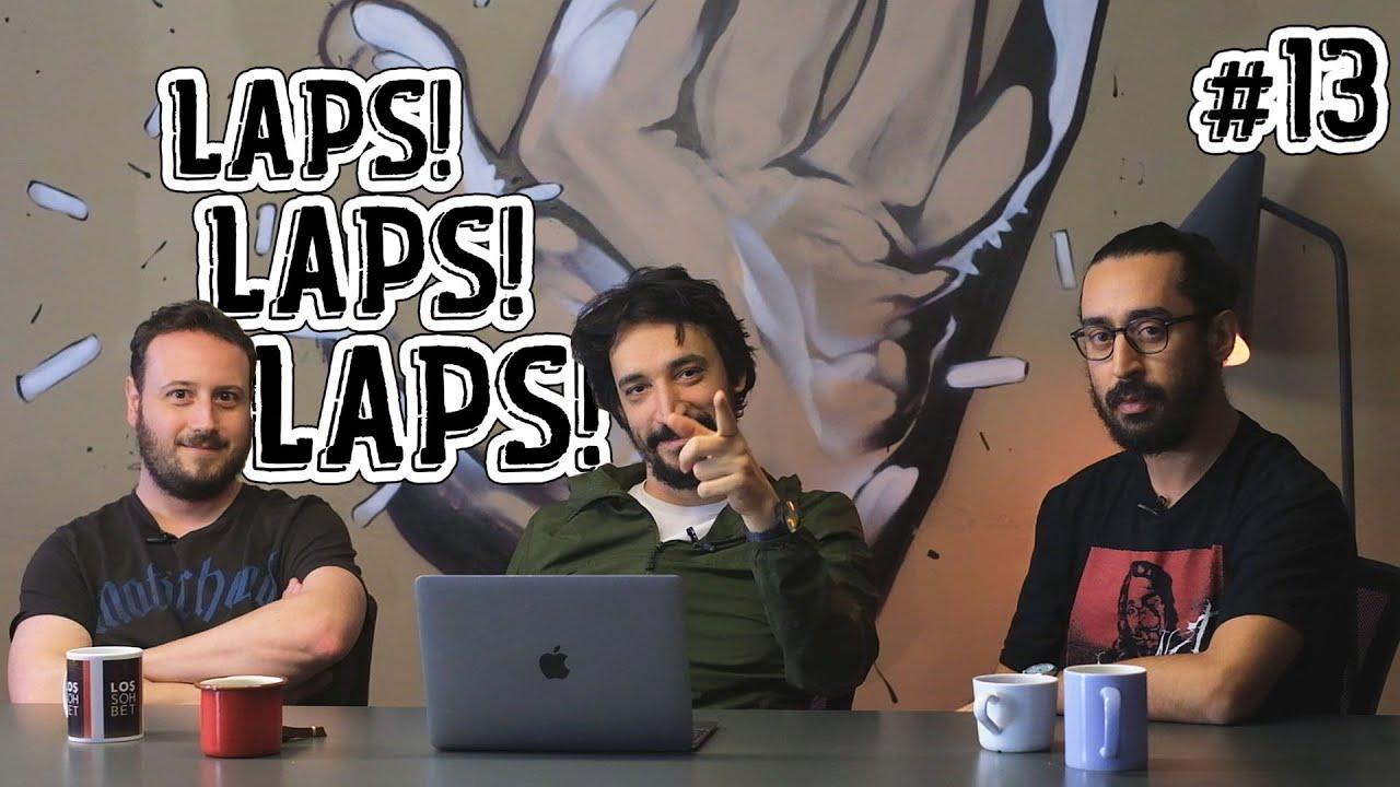 Download LAPS LAPS LAPS #13 - KALT
