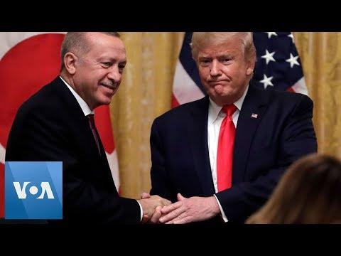 Erdogan: Turkey's Operation Against PKK-YPG in Syria Had Significant Impact