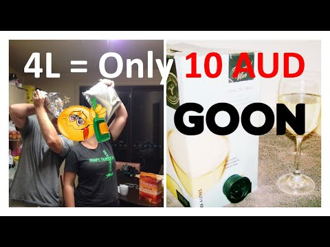 Walking Around Melbourne City At Midnight |  The Cheapest Alcohol In Australia, Goon