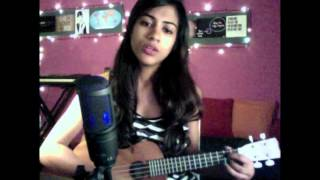Royals by Lorde Ukulele Cover - Krithika