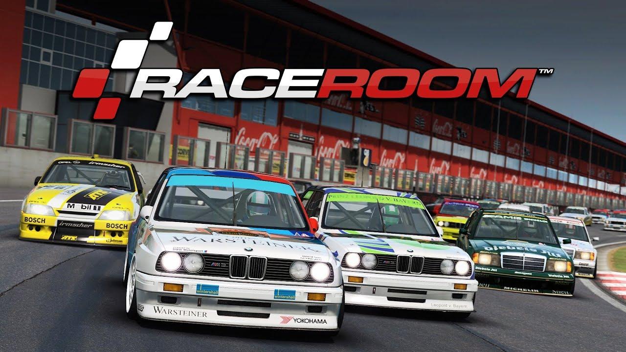 raceroom racing sim racing system dtm 1992 circuit. Black Bedroom Furniture Sets. Home Design Ideas