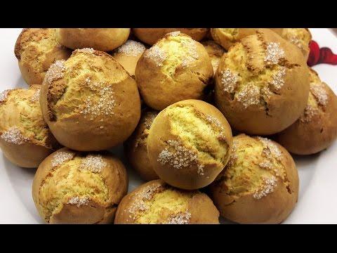 Şam Kurabiyesi Nasıl Yapılır ? - Pastane Usulü Portakallı Nefis Tarif- Ev Lezzetleri