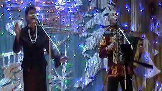 Белая метелица + частушки-супруги Сазоновы-авт.песни-Елена Гуляева