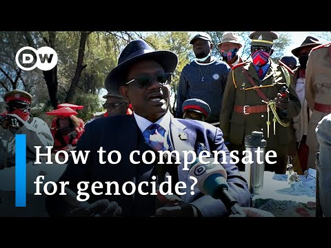 Herero & Nama disagree on Germany-Namibia genocide-compensation deal | DW News