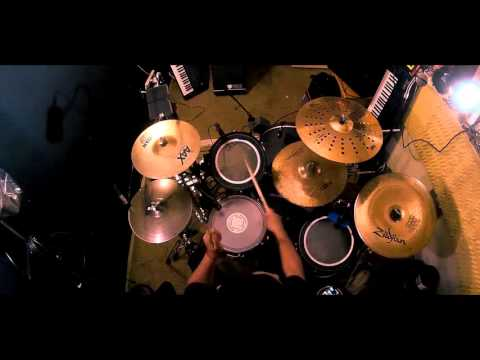 Intocable- Sueña- Tony Aguilar Drum Cover