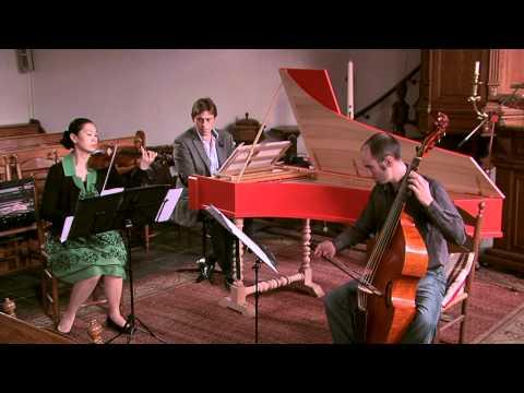 D.Buxtehude: sonata a 2 in a BuxWV 272 - Ensemble Fantasticus
