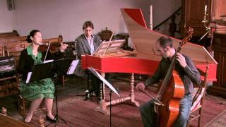 Play Sonata For Violin, Viola Da Gamba & Continuo In A Minor, BuxWV 272