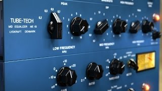 Softube Tube-Tech Classic Channel for Propellerheads Reason