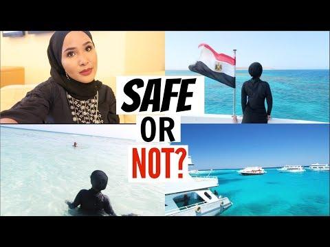 TRAVEL VLOG 2017: Is Egypt Safe?   Zeinah Nur