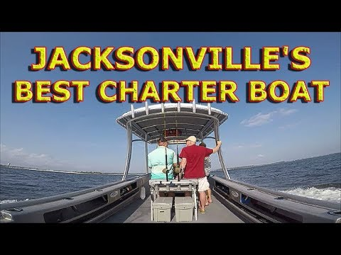 ''NEW TOP'', on Jacksonville's Best Coastal Charter Boat