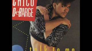 Watch Chico Debarge Talk To Me video