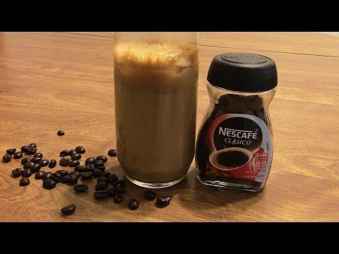 How To Make A Greek Frappé Coffee   Frappe Coffee Recipe