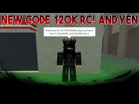 Ro-Ghoul - New Code! 120k Rc and 120k Yen!