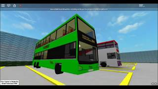 Roblox| Goldgate Bus Terminal| Viewing buses,VO and CDGE B9TL showcase.