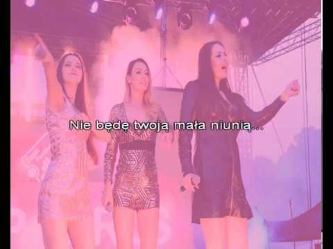 TOP GIRLS  - Nie będę Twoja (karaoke)