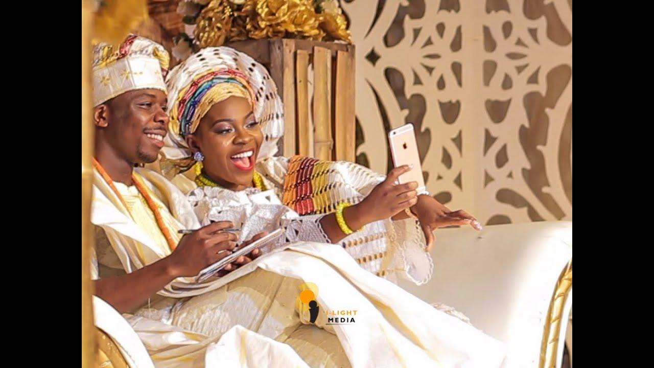Omowumi Ala A Yoruba Traditional Wedding