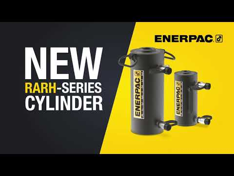 RARH-Series - Double-Acting Hollow Plunger Cylinders - Enerpac Event
