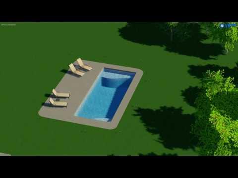 Viking Barcelona Pool