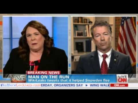 Rand Paul: DNI James Clapper lied, Edward Snowden told the truth