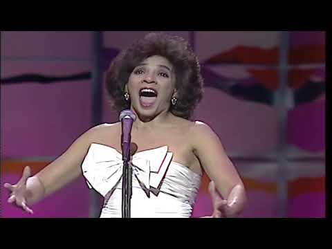 Shirley Bassey on  After 10 with Jimmy Tarbuck -1988-