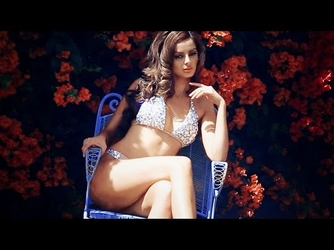 Mahlagha Jaberi | PoolSide Swimwear Collection - Photo Shoot | August 2015