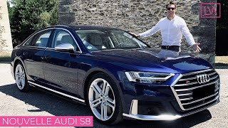 Test drive NEW Audi S8 - Jason Statham should buy it!