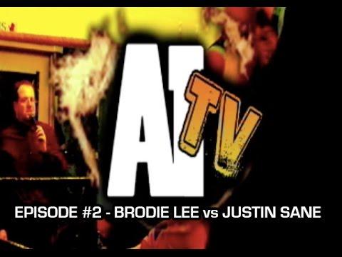 A1 TV - EPISODE #2 - Brodie Lee vs Justin Sane