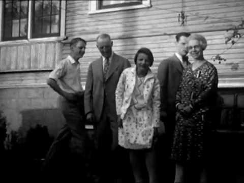 Cross-Country Trip by Boston Massachusetts Family - Obscure Public Domain Home Video Footage
