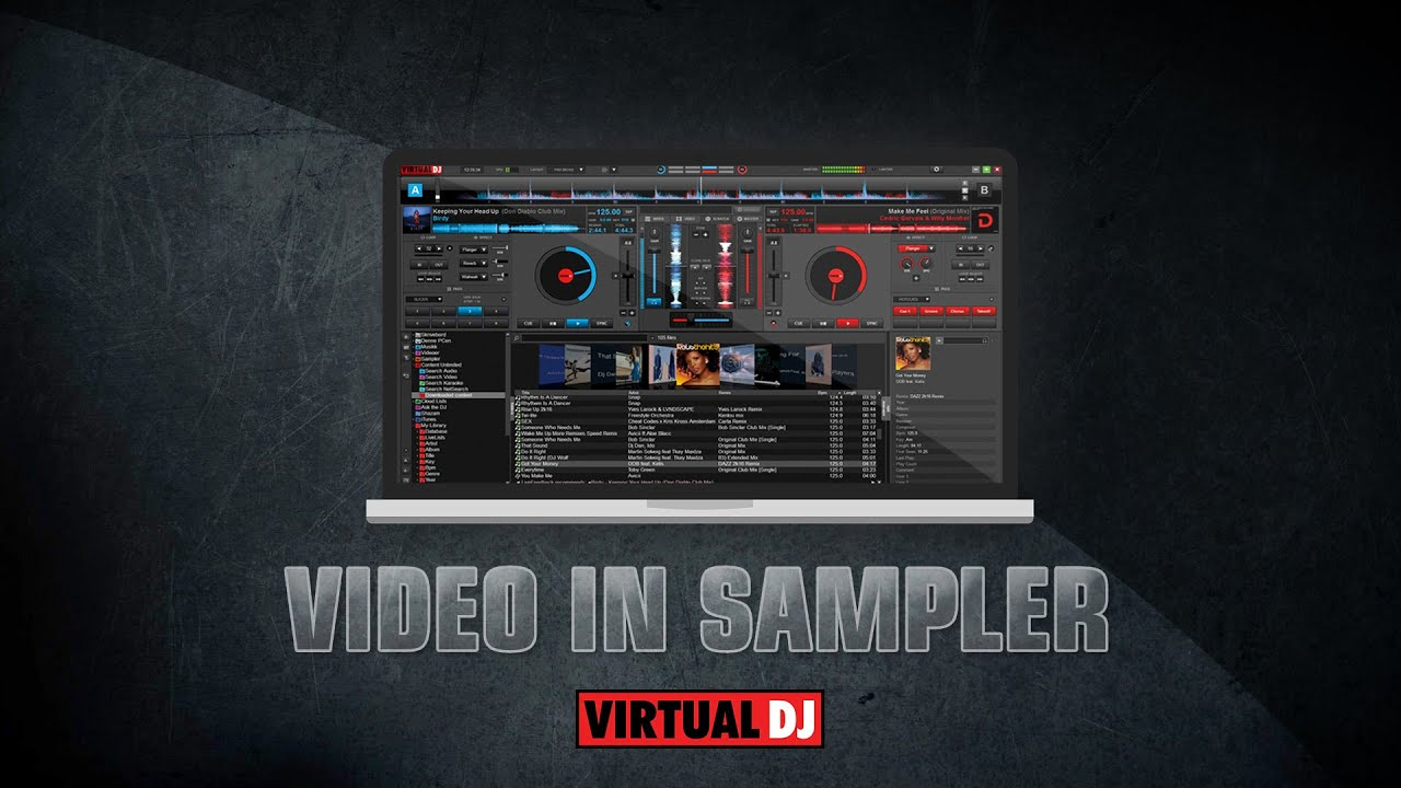 DJ Software - VirtualDJ - Tip of the day